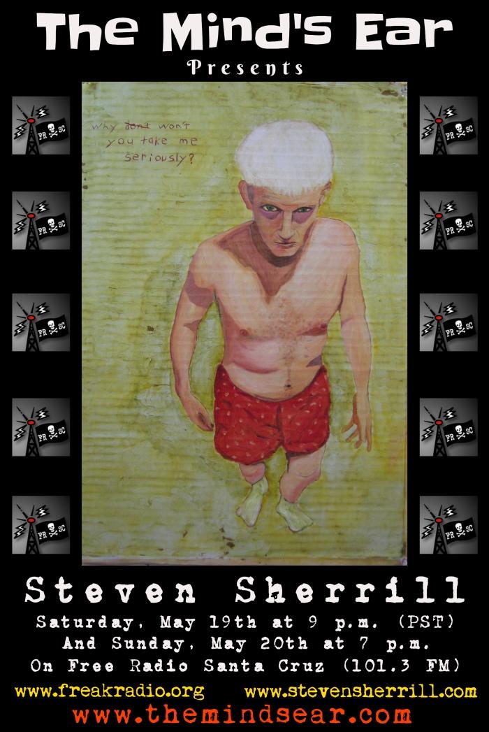 StevenSherrillPoster